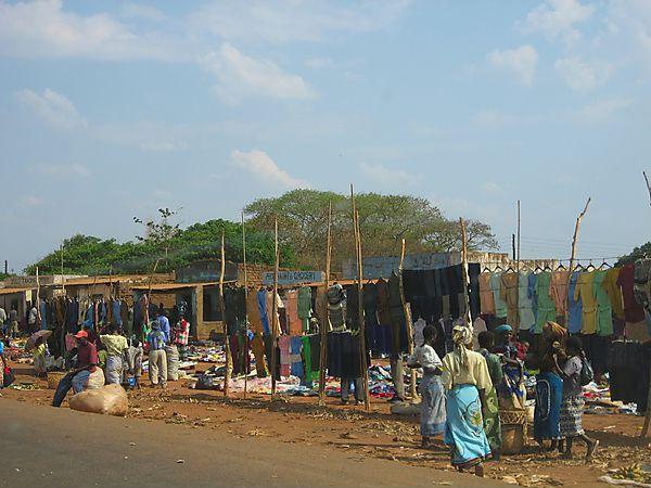 A Market Scene