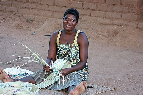 Baskets and Mat Weaving