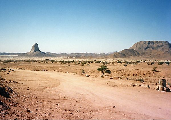 Hoggar Mountains