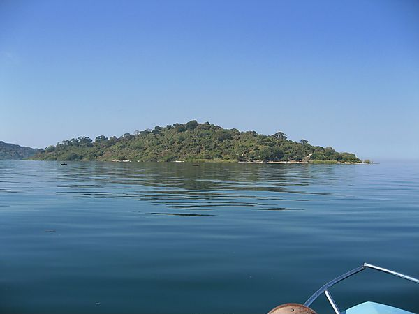 Lake Malawi, The Maleri Islands