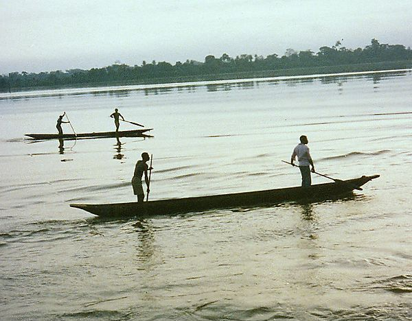 Pirogues - Traditional Canoes