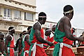 The Royal Burundi Drummers In Action Downtown Bujumburra