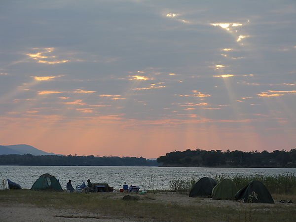Zambezi River Island Camp