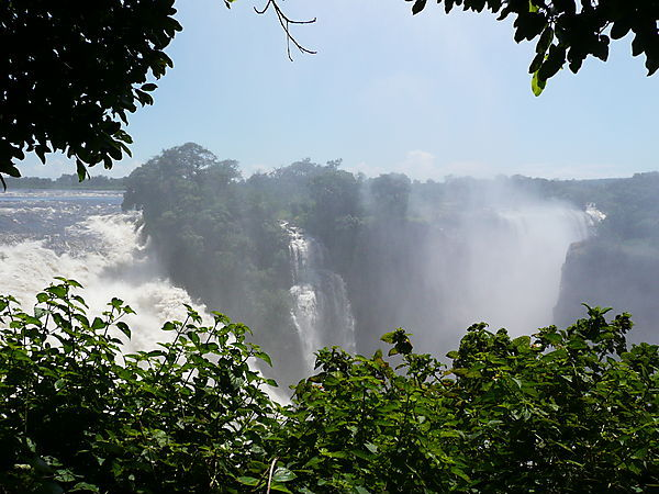 Mighty, Awesome  Victoria Falls