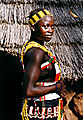Bassari girl in Ethiolo