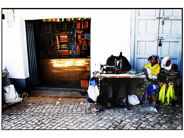 Street Sewing