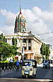Hindu Temple In Mombasa.