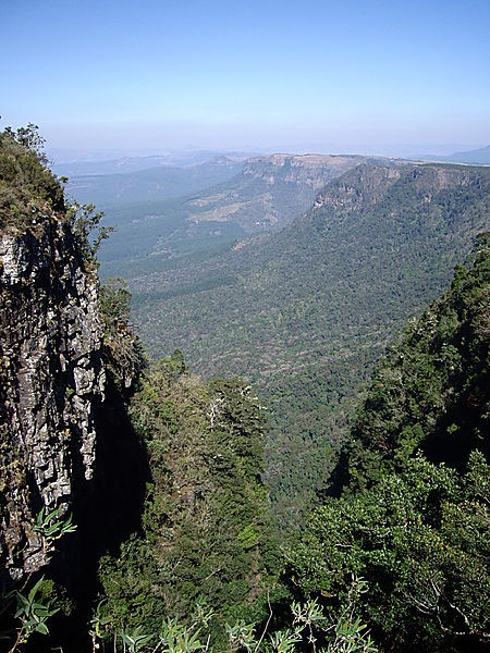 Blyde River Canyon - God's Window