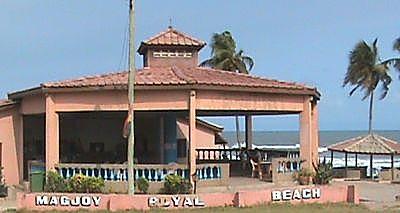 Magjoy Royal Beach Resort Winneba Ghana Africa