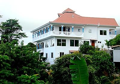 Villa Citronella Mahe Island Seychelles Africa