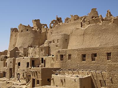 Albabenshal Heritage Lodge Siwa Egypt Africa