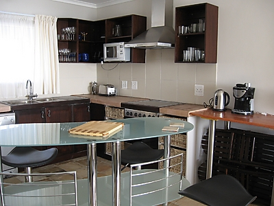 By the beach apartments swakopmund namibia africa for Kitchen designs namibia