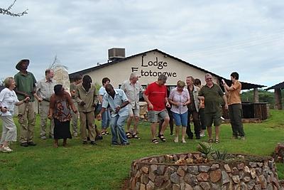 Etotongwe Lodge Outjo Namibia Africa