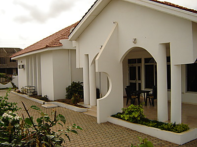 Accra Serviced Villas Three Bedroom With Pool Airport