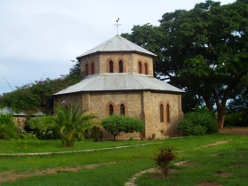 St.Peter's Cathedral Likoma Island
