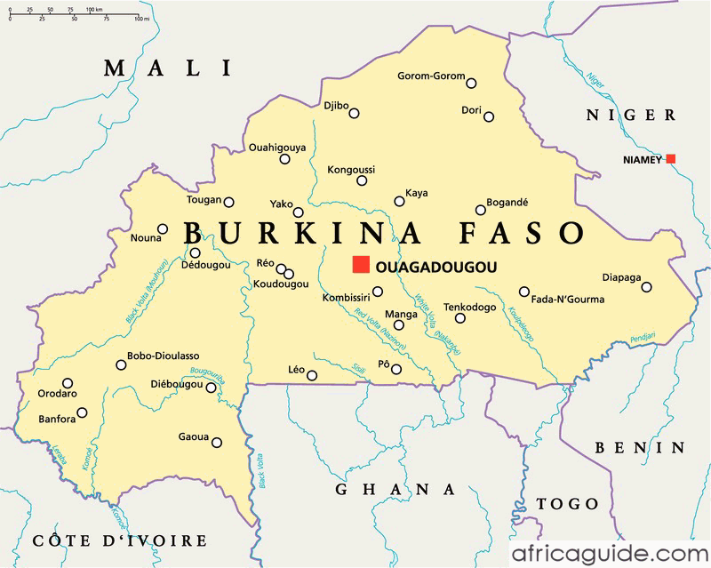 Burkina Faso Travel Guide and Country Information