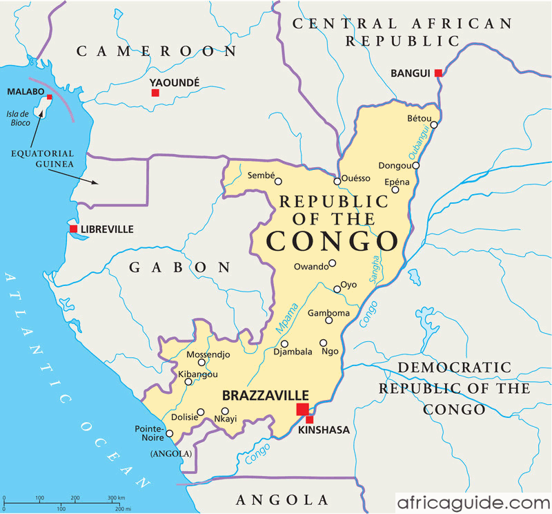 Congo Travel Guide and Country Information
