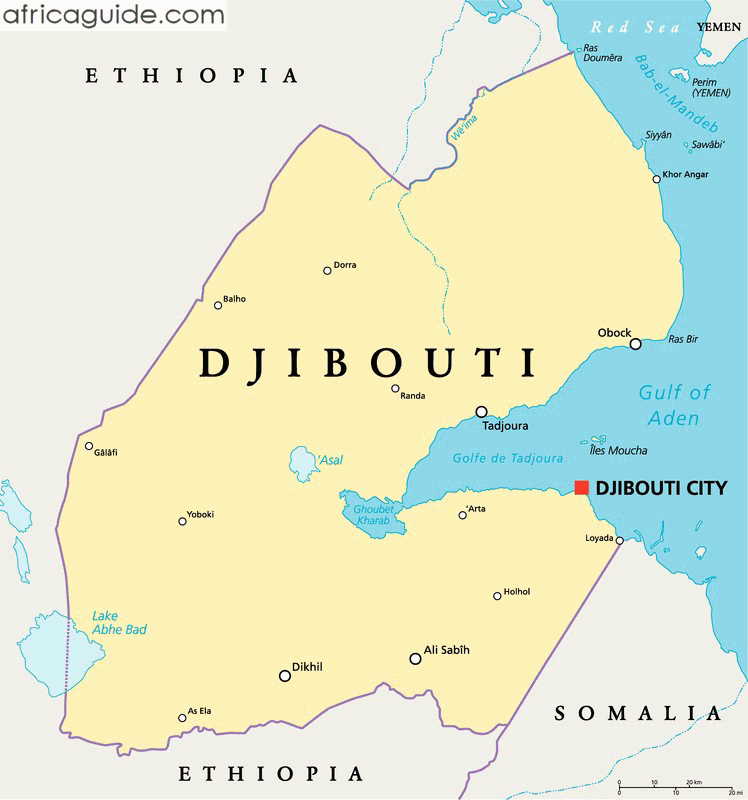 Djibouti Travel Guide And Country Information
