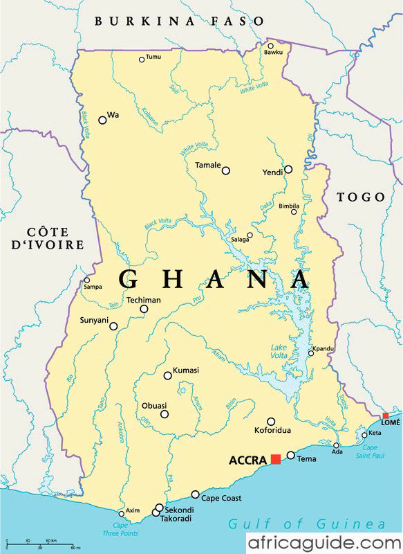 Ashanti people africa map of ghana approximately gumiabroncs Choice Image