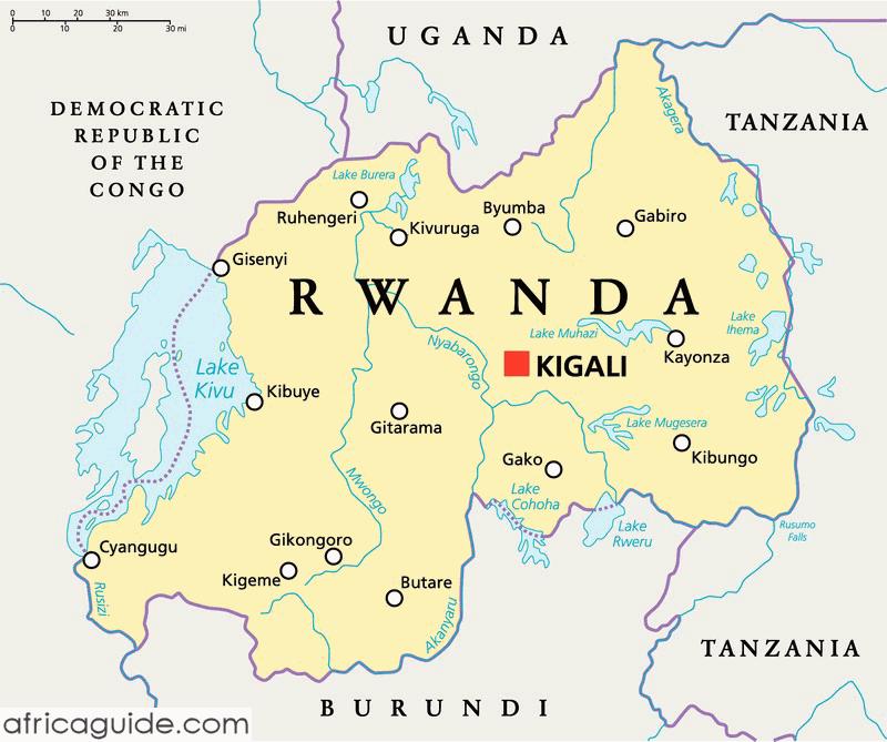 Rwanda Guide