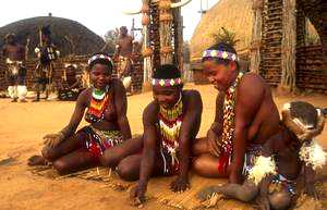 African Tribes Zulu People