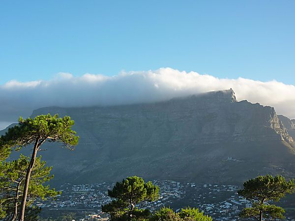 Table Mountain in the Western Cape