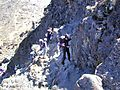 Barranco Wall, Machame Route, Kilimanjaro, Tanzania