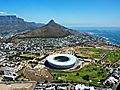 Cape Town - 2010 World Cup Stadium