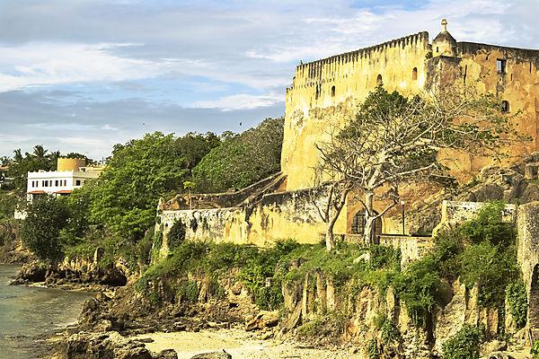 Fort Jesus - Jocky Tours & Safaris