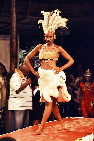 Kikuyu traditional dress