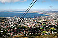 Tram from Table Mountain