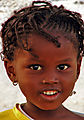 Young Girl In Cansado, Nouadhibou.