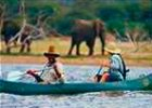 Walking and canoeing Safari - Arusha National Park