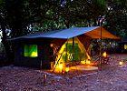 Zambia, Luangwa Bush Camping