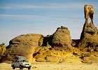 Chad ultimate tour the untamed Tibesti Mountains