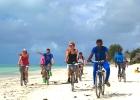 Zanzibar cycling tour - Jambiani to Stone Town