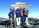 Peak of Africa - Kilimanjaro climb - Machame Route