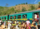 Madagascar Budget Trip - Canoe, Train & Car
