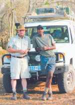 Botswana Fully Guided Mobile Safari