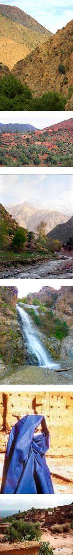 Trekking The High Atlas Mountains of Morocco