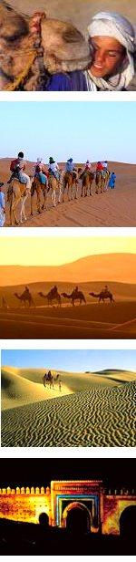 Live 1001 night in the Moroccan Sahara