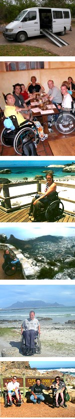 Accessible Cape Town day tours