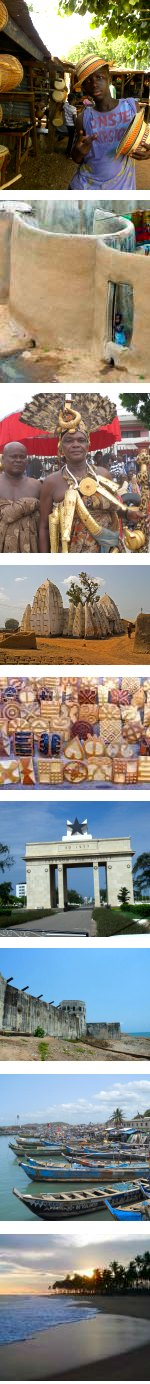 Ghana  - Historical and Cultural tour 8 days