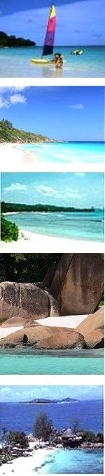 Seychelles Beach Holiday - Mahe Island & Praslin