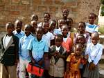 Warmth of Tanzanian's Orphaned Children