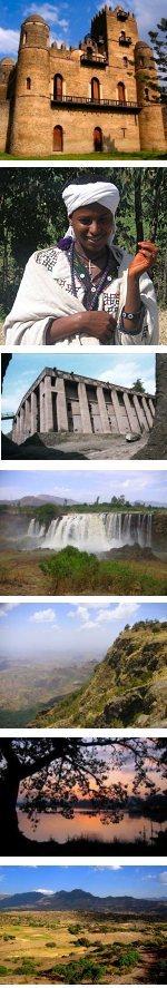 Ethiopia - Mountain walking, hiking, trekking