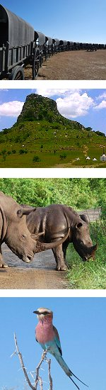 KwaZulu-Natal Battlefields & Game Reserves