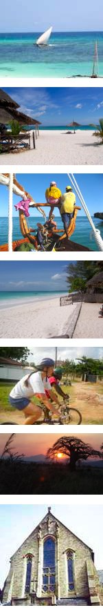 Tanzania Eastern Coast Tour and Zanzibar Beach