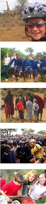 Kenya & Tanzania - Family Biking and Wildlife Adventure.
