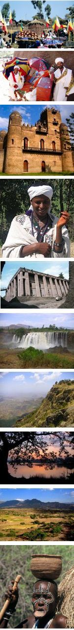 Historic Route Rift Valley Lakes & Meskel Festival